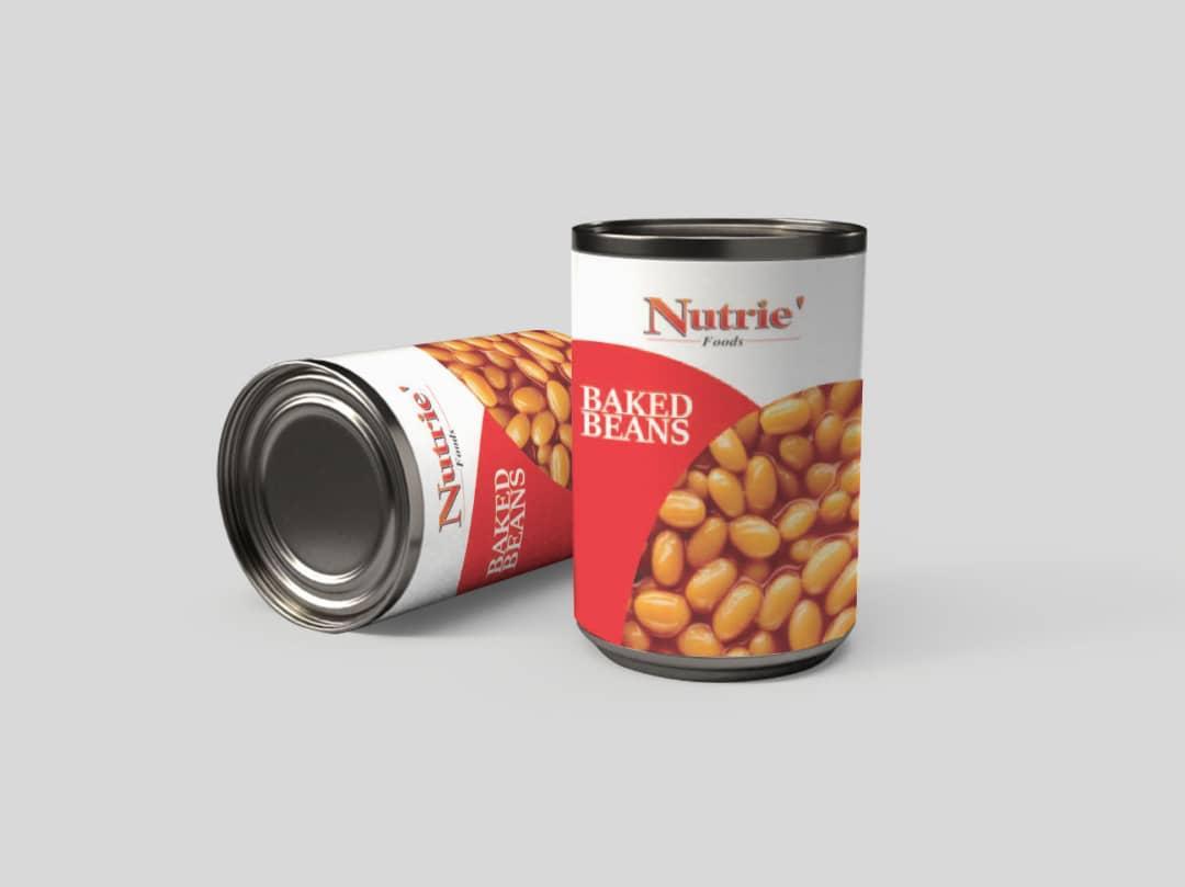 Nutrie Baked Beans